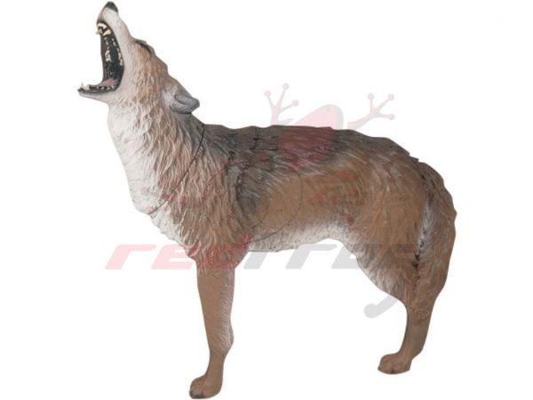 New Delta McKenzie Archery 3D Target Howling Coyote